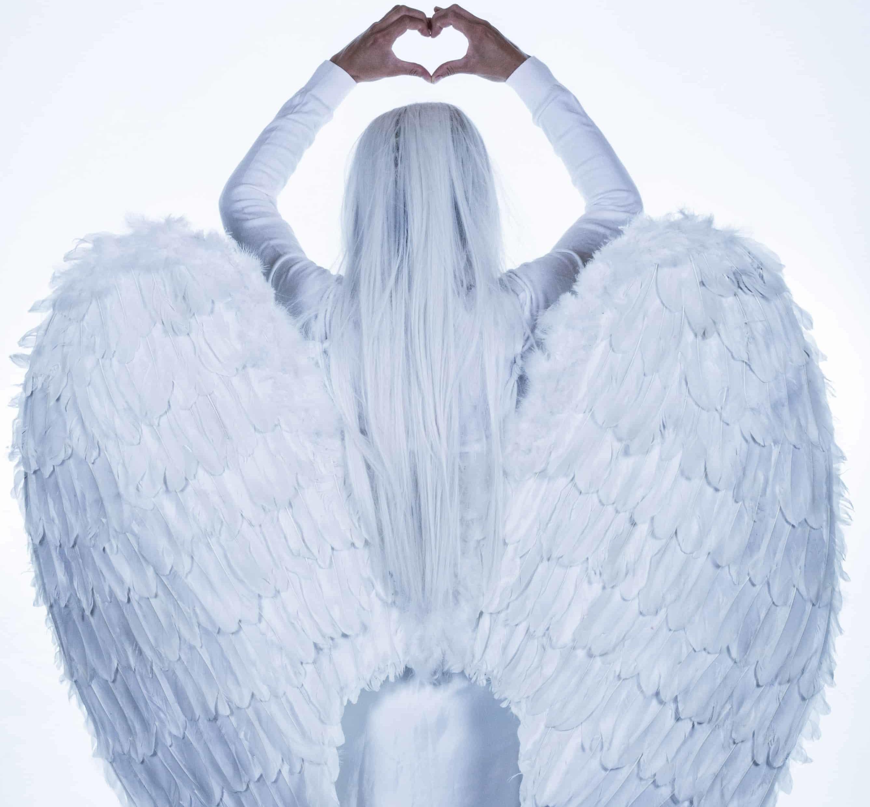 Angel, archangel, angel wings, psychic, psychic reading, angel reading, tarot reading