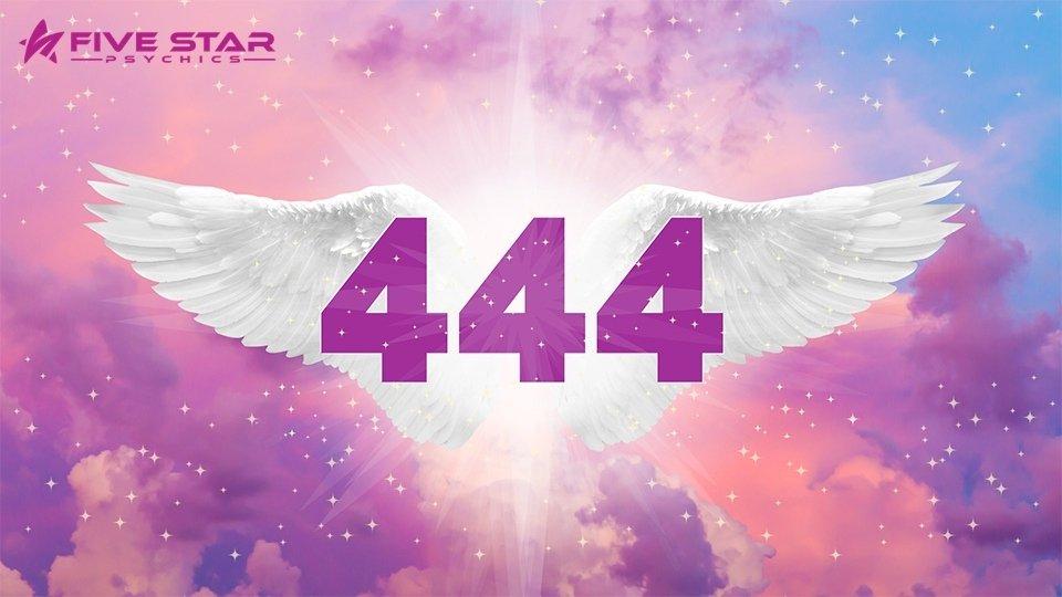 444 Numerology