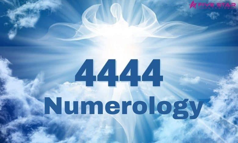 4444 Numerology